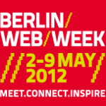 Berlin Web Week 2012
