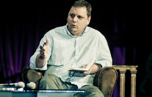 Michael Arrington at LeWeb London 2012
