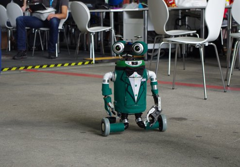 Robot Campus Party