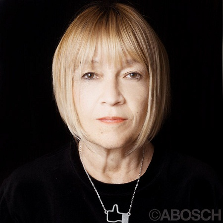 Cindy Gallop (photographed by Kevin Abosch)