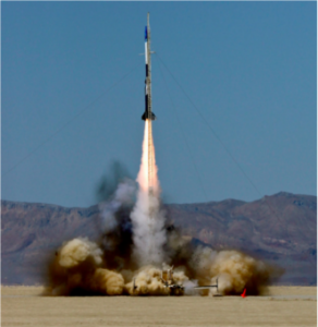rocket launch – image credit jurvetson (Flickr)