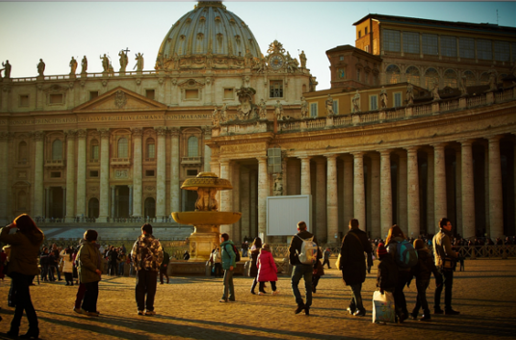 Rome – image credit Flickr User Moyan_Brenn