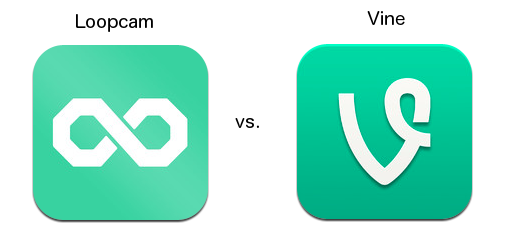 Loopcam vs. Vine