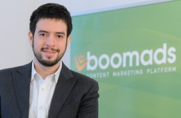 Boomads founder
