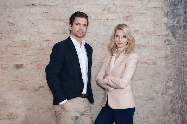 Amorelie founders Lea-Sophie Cramer and Sebastian Pollok often come up when discussing the Berlin startup scene.