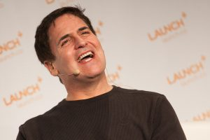 Shark Tank investor Mark Cuban. Photo credit: jdlasica via VisualHunt.com / CC BY-NC