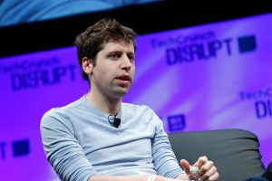 Y Combinator president Sam Altman. Photo credit: TechCrunch via VisualHunt / CC BY