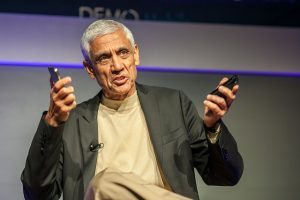 Microsystems co-founder Vinod Khosla. Photo credit: jdlasica via VisualHunt.com / CC BY-NC
