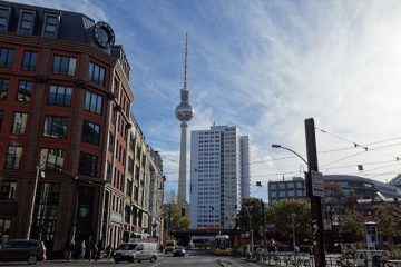 Berlin was ranked the second-best European startup ecosystem behind London.