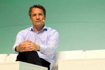 Oliver Samwer, the CEO of Rocket Internet.