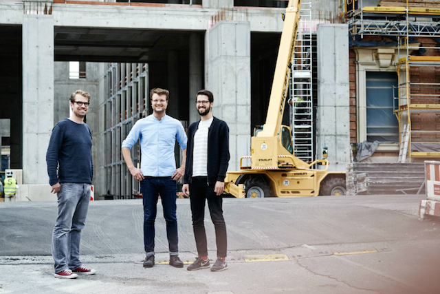 The founders of Contorion – Frederick Roehder, Richard Schwenke and Tobias Tschötsch – sold their startup for more than 100 million euros.