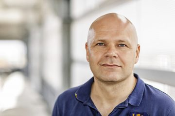 Nicolaj Højer Nielsen has been involved with startups for nearly 20 years.