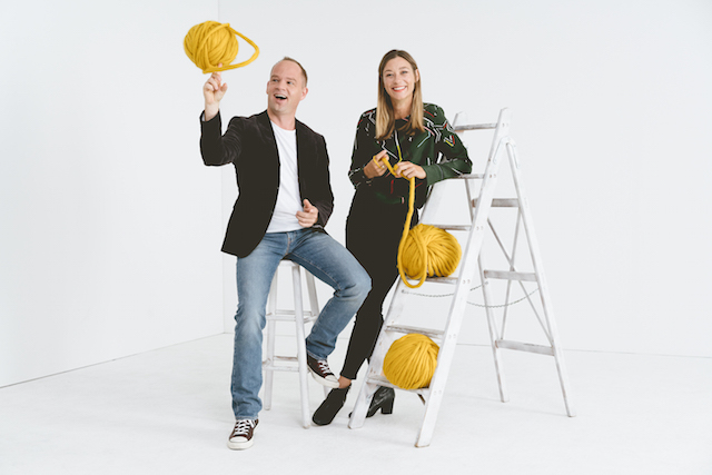 Meet Amber Riedl and Axel Heinz, the founders of Makerist.